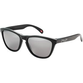 Oakley Frogskins Brillenglas, matte black/prizm black polarized